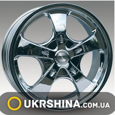 Литые диски Racing Wheels H-143 HS-DP W8 R18 PCD6x139.7 ET10