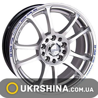 Литые диски Racing Wheels H-161 W6 R14 PCD4x98 ET38 DIA58.6 HS