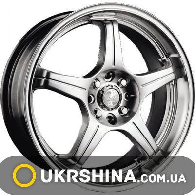 Литые диски Racing Wheels H-196 W6.5 R15 PCD5x98 ET35 DIA73.1 HS/DP
