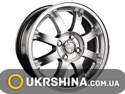 Литые диски Racing Wheels H-207 HS W6 R14 PCD4x100 ET35 DIA67.1