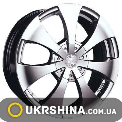 Литые диски Racing Wheels H-216 W4.5 R13 PCD4x114.3 ET45 DIA69.1 HS