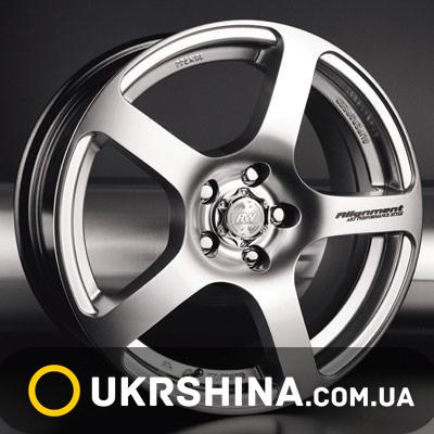 Литые диски Racing Wheels H-218 HPT W6.5 R15 PCD5x100 ET40 DIA73.1