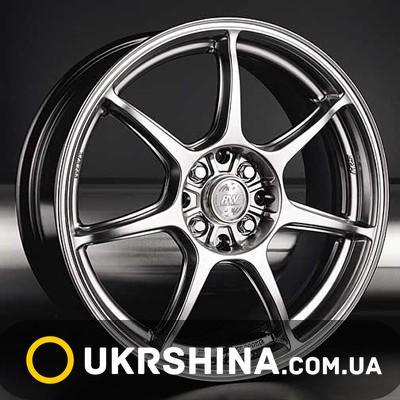 Литые диски Racing Wheels H-250 HS W7 R16 PCD5x100 ET40 DIA73.1