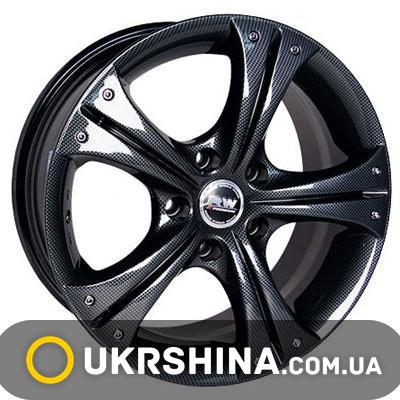Литые диски Racing Wheels H-253 HS W6 R14 PCD4x100 ET38 DIA67.1