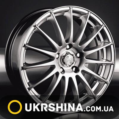 Литые диски Racing Wheels H-290 HS W7 R16 PCD5x112 ET40 DIA66.6
