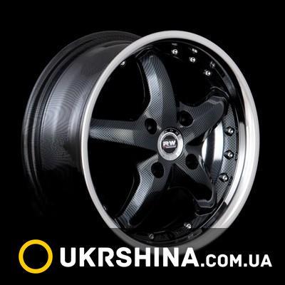 Литые диски Racing Wheels H-303 CBG W7 R16 PCD5x114.3 ET40 DIA73.1