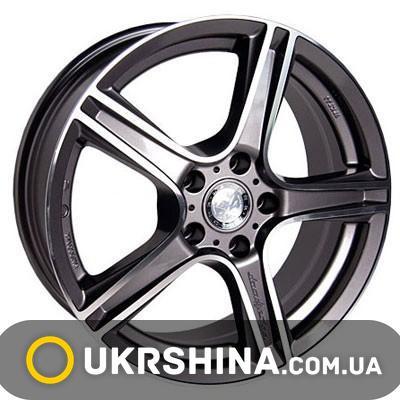 Литые диски Racing Wheels H-315 GM-F/P W7 R16 PCD5x114.3 ET40 DIA67.1