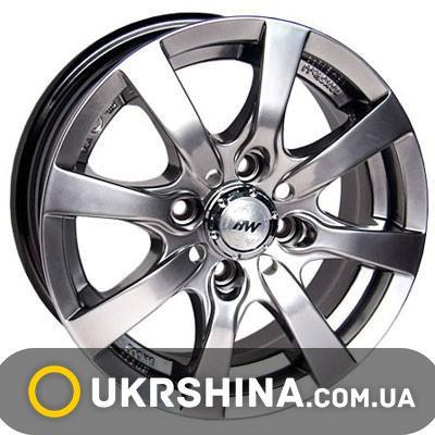 Литые диски Racing Wheels H-325 W6 R14 PCD4x114.3 ET38 DIA67.1 HS
