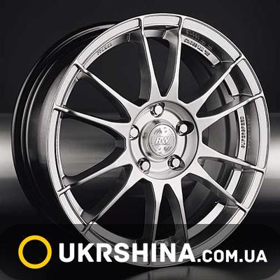 Литые диски Racing Wheels H-333 W5.5 R13 PCD4x98 ET38 DIA58.6 HS