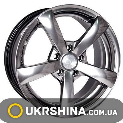 Литые диски Racing Wheels H-337 HS W6 R14 PCD5x100 ET38 DIA67.1
