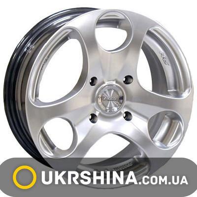 Литые диски Racing Wheels H-344 HS W6 R14 PCD4x100 ET38 DIA67.1
