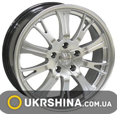 Литые диски Racing Wheels H-380 HPT-D/P W7 R17 PCD5x112 ET40 DIA73.1