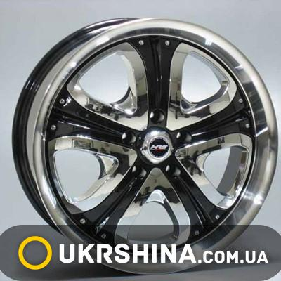 Литые диски Racing Wheels H-382 HS/CW-D/P W8.5 R20 PCD5x130 ET45 DIA71.6
