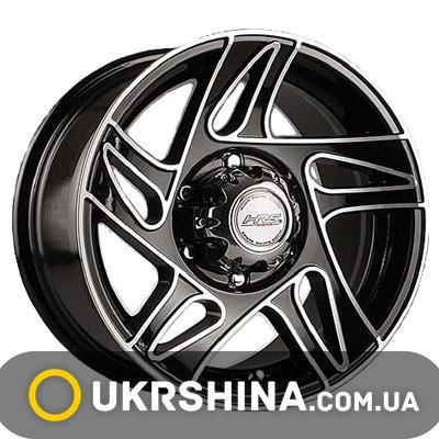 Литые диски Racing Wheels H-417 HS W8 R16 PCD5x139.7 ET10 DIA108.2