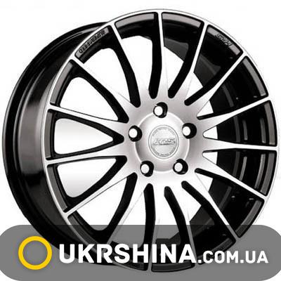 Литые диски Racing Wheels H-428 BK-F/P W6.5 R15 PCD5x112 ET35
