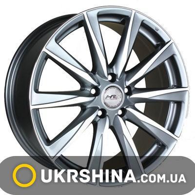 Литые диски Racing Wheels H-513 HS W8 R19 PCD5x112 ET45 DIA66.6