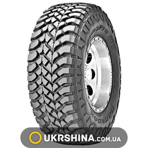 Всесезонные шины Hankook Dynapro MT RT03 265/70 R16 110/107Q OWL (под шип)