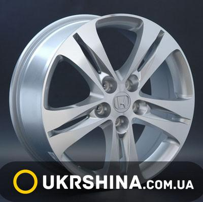 Литые диски Replay Honda (H26) W8 R18 PCD5x114.3 ET55 DIA64.1 BKF