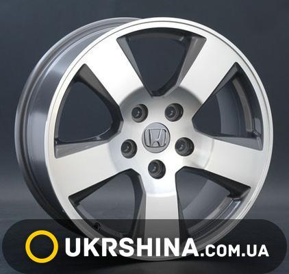 Литые диски Replay Honda (H31) W7.5 R17 PCD5x120 ET45 DIA64.1 GMF