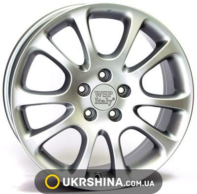 Литые диски WSP Italy Honda (W2404) Ottawa W6.5 R17 PCD5x114.3 ET50 DIA64.1 silver