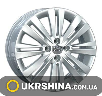 Литые диски Replay Hyundai (HND107) W6 R15 PCD4x100 ET48 DIA54.1 silver