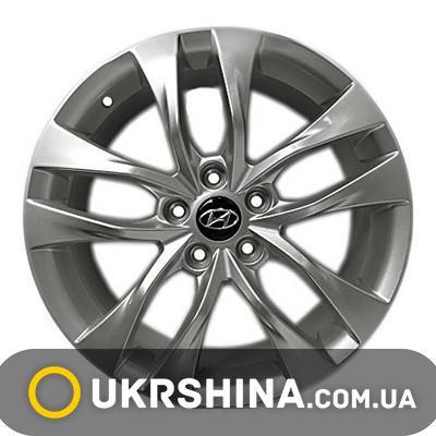 Литые диски Replay Hyundai (HND108) W7 R17 PCD5x114.3 ET41 DIA67.1 silver