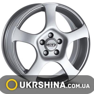 Литые диски Dotz Imola W6.5 R15 PCD5x112 ET48 DIA70.1