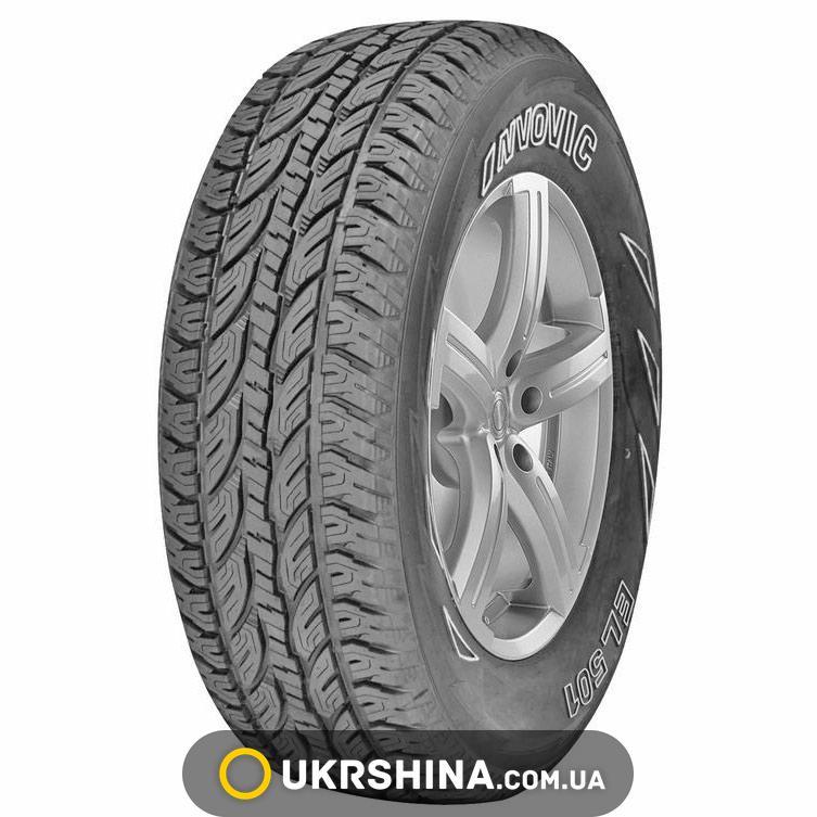Всесезонные шины Invovic EL501 A/T 265/70 R17 121/118S