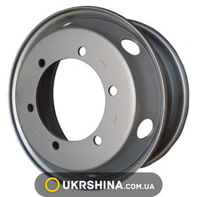 Стальные диски Jantsa Steel W6 R17.5 PCD10x225 ET133 DIA176