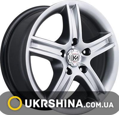 Литые диски Kormetal KM 1018 W8 R18 PCD5x130 ET55 DIA71 H/B