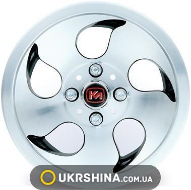 Литые диски Kormetal KM 506 Vega BD W5.5 R13 PCD4x98 ET9