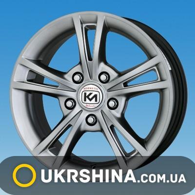 Литые диски Kormetal KM 794 HB W6 R14 PCD4x98 ET30 DIA67.1