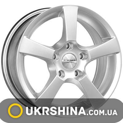 Литые диски Kyowa KR342 W6.5 R15 PCD5x114.3 ET40 DIA73.1 HP