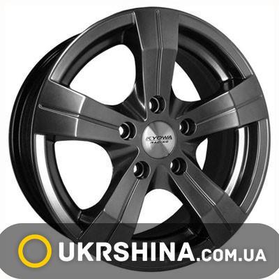 Литые диски Kyowa KR347 W6.5 R15 PCD5x105 ET38 DIA56.6 HPB