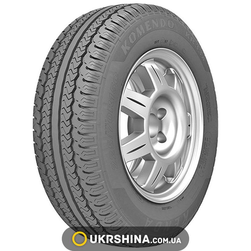 Всесезонные шины Kenda Komendo KR33A 225/55 R12C 112N PR10