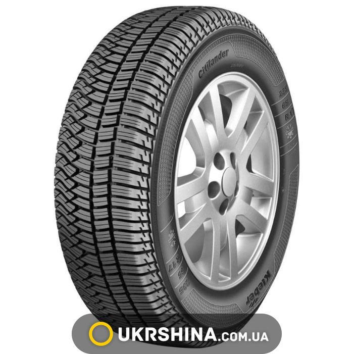 Всесезонные шины Kleber Citilander 235/55 R18 100V