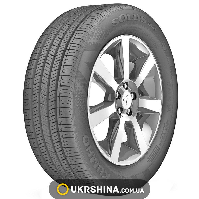 Всесезонные шины Kumho Solus TA31 225/55 R17 97V
