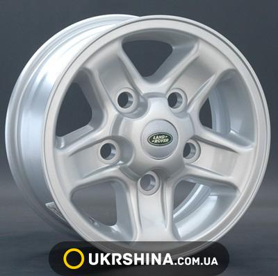 Литые диски Replay Land Rover (LR27) W7 R16 PCD5x165.1 ET33 DIA113.1 silver