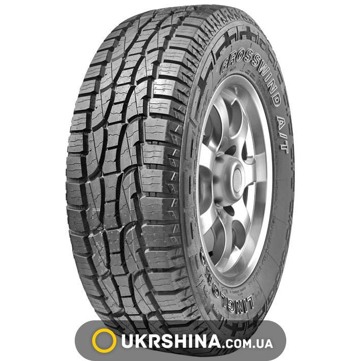Всесезонные шины LingLong CROSSWIND A/T 265/75 R16 116T OWL