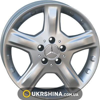 Литые диски For Wheels ME 419f (Mercedes) silver W8.5 R20 PCD5x112 ET60 DIA66.6
