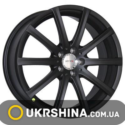 Кованные диски Mi-tech MK-F74 chrome W7.5 R17 PCD5x112 ET38 DIA73.1