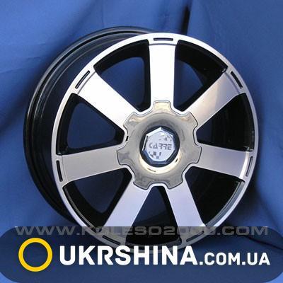 Литые диски Hi-Tech MKF 917 Ford CD W6.5 R15 PCD4x114.3 ET38 DIA67.1