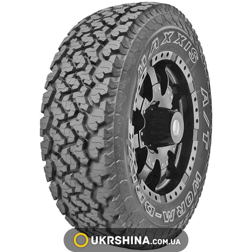 Всесезонные шины Maxxis AT980E Worm-Drive 265/65 R17 117/114Q PR8 OWL