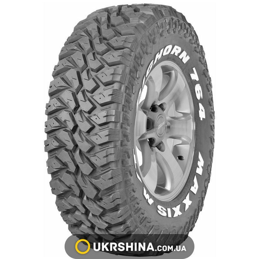 Всесезонные шины Maxxis MT-764 Bighorn 265/65 R17 117/114Q PR8 OWL (под шип)