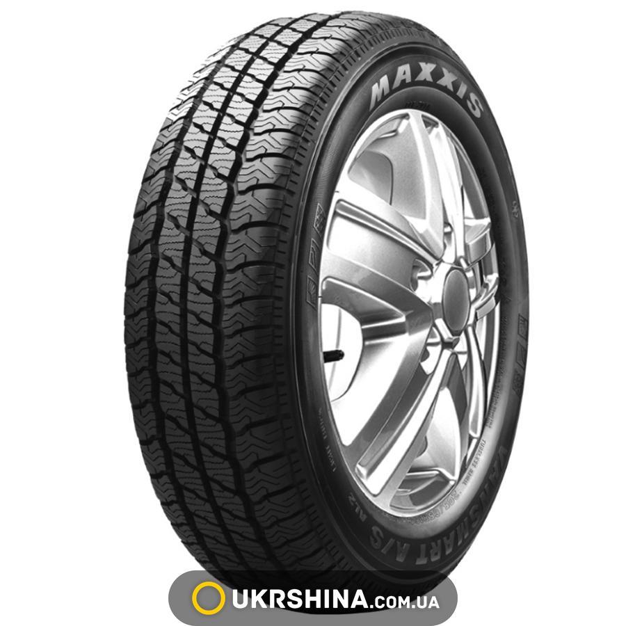 Всесезонные шины Maxxis Vansmart A/S AL2 195/75 R16C 107/105R PR8