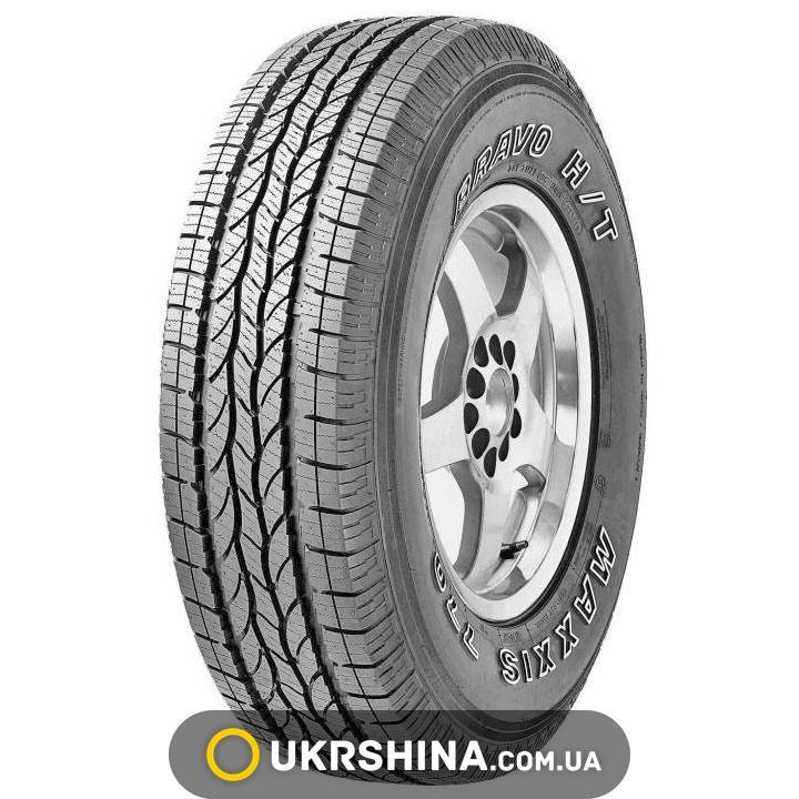 Всесезонные шины Maxxis HT-770 BRAVO 245/65 R17 111H XL