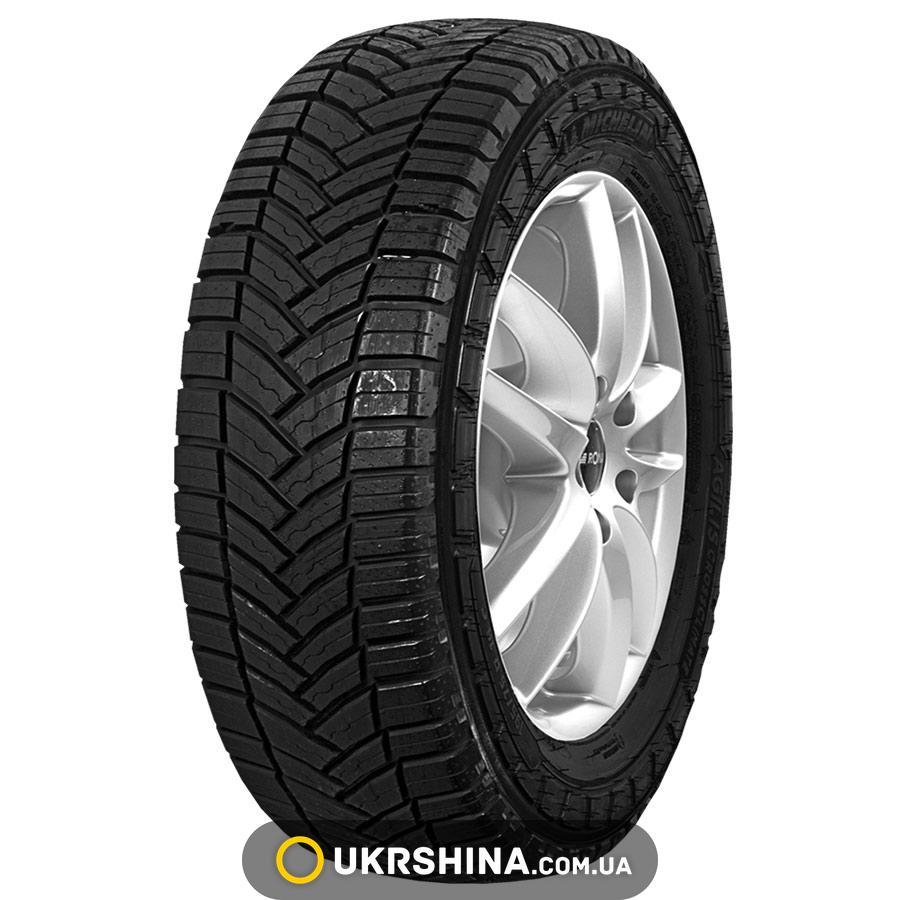 Всесезонные шины Michelin AGILIS CrossClimate 195/75 R16C 107/105R