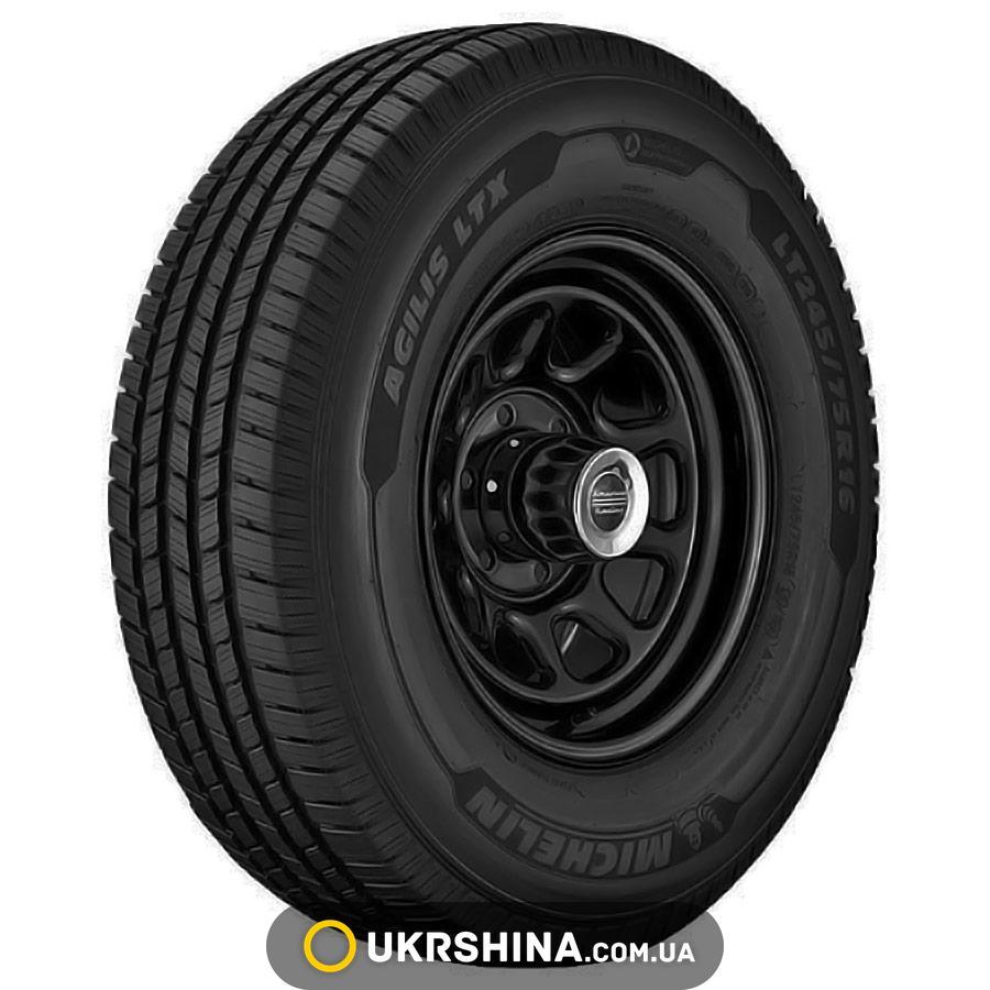 Michelin-AGILIS-LTX