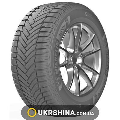 Зимние шины Michelin ALPIN 6