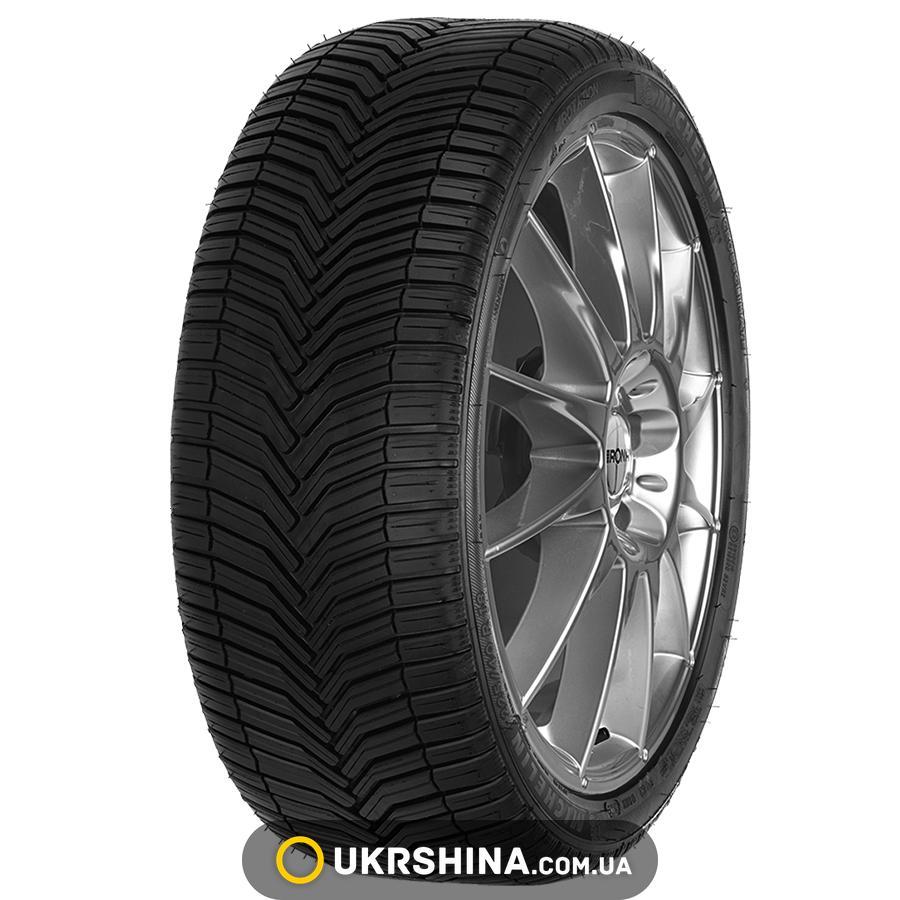 Всесезонные шины Michelin CrossClimate Plus 215/60 R17 100V XL